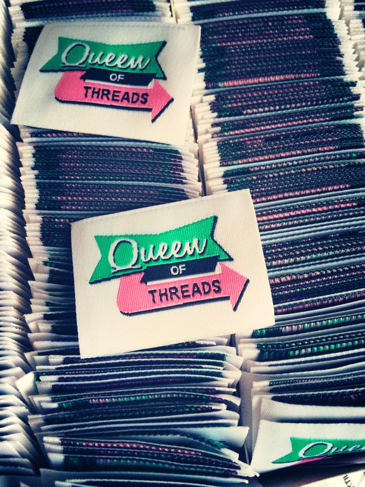 pic of clothing labels